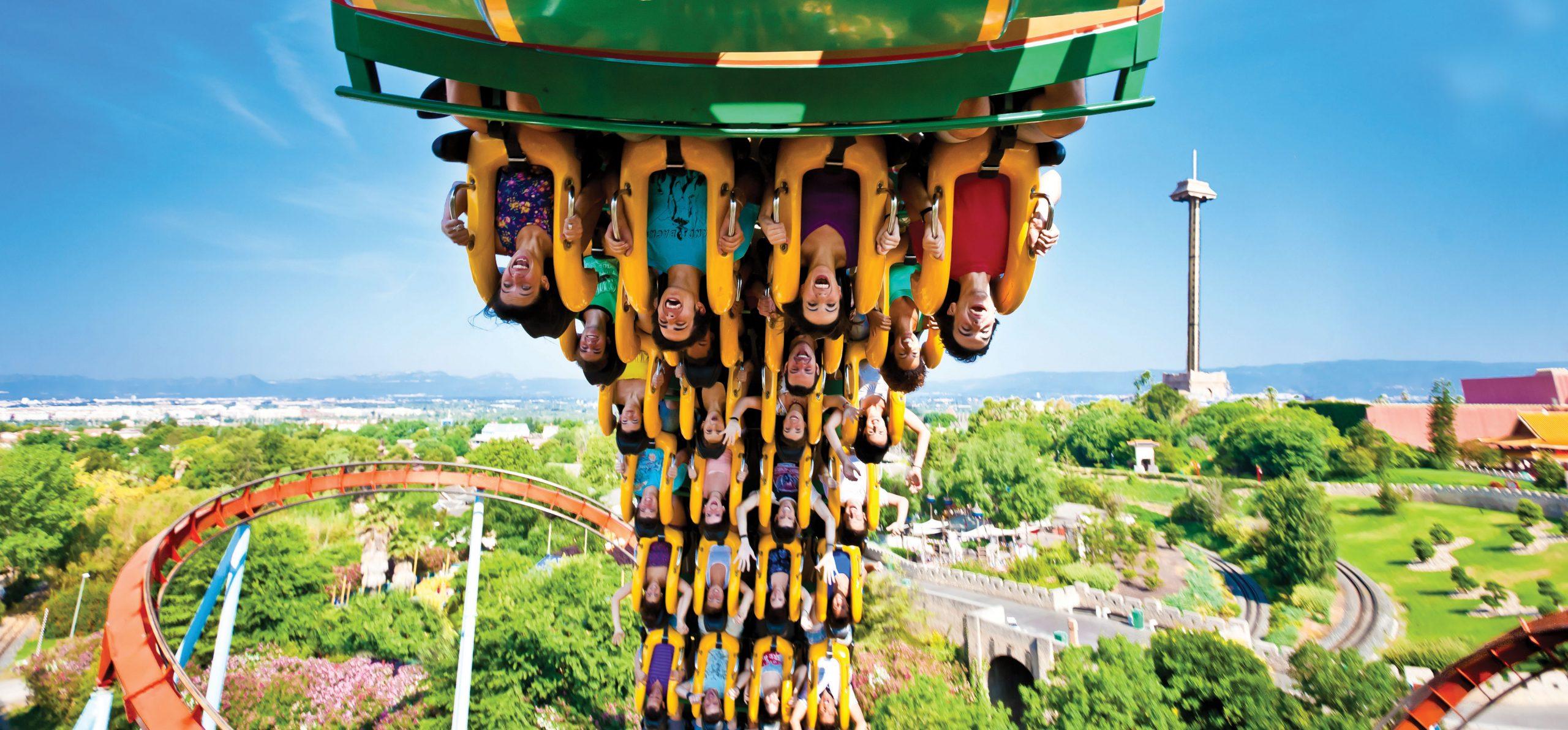 Top 6 cele mai frumoase parcuri de distractii din lume