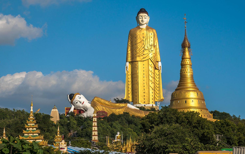 Top 8 cele mai inalte statui din lume