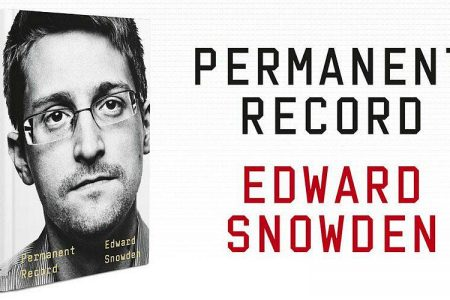 Recenzie de carte: Record permanent de Edward Snowden