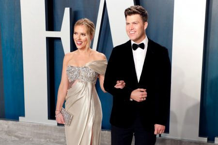 Scarlett Johansson, Colin Jost s-au casatorit intr-o ceremonie intima