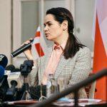 Liderul opozitiei din Belarus ii ofera presedintelui un ultimatum: Demisioneaza sau se confrunta cu o greva generala