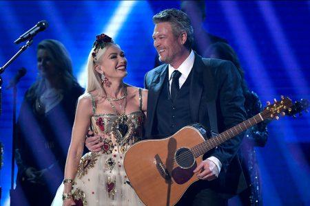 Gwen Stefani si Blake Shelton anunta logodna