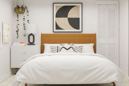 Idei de decor pentru dormitoare mici