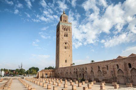 10 Palate si moschei impresionante din Maroc