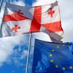 """Departe de """"a se indeparta de integrarea europeana"""", Georgia este mai aproape ca niciodata de UE"""