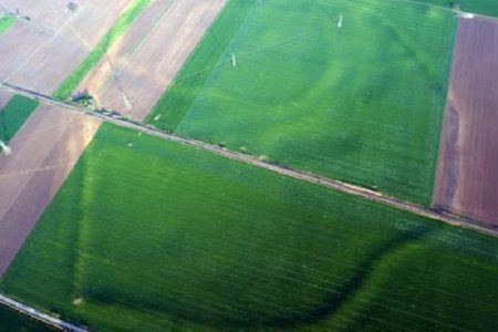 Cetatea Veche de 3.400 de ani dezgropata in Romania