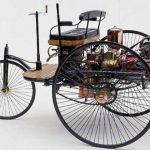 Prima masina – Benz Patent-Motorwagen