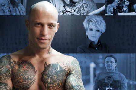 Reality show-ul Miami Ink , arta de a tatua spiritul pe trup